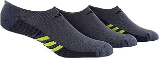 adidas Men's Climacool Superlite Super No Show Socks (3 Pack)