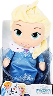 Disney Plush Frozen Olaf's Adventure Elsa 10 inches