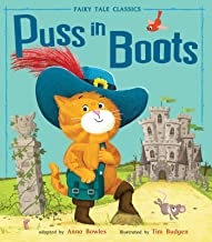 Puss in Boots (Fairy Tale Classics)
