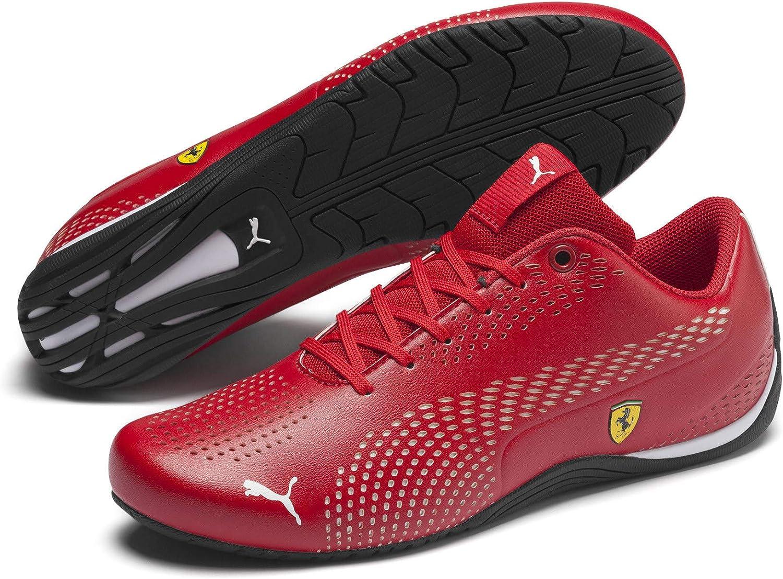 Ferrari Ferrari Drift Cat 5 Ultra II Turnschuhe rot Corsa-  Weiß 6  Modegeschäft zu verkaufen