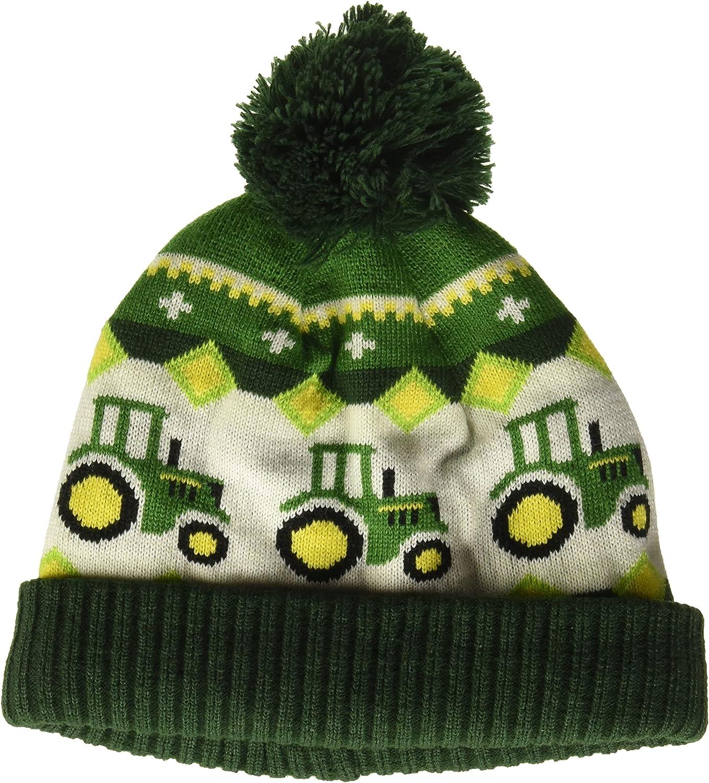 John Deere Boys' Winter Cap