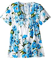 Milly Minis - V-Neck Cover-Up (Big Kids)