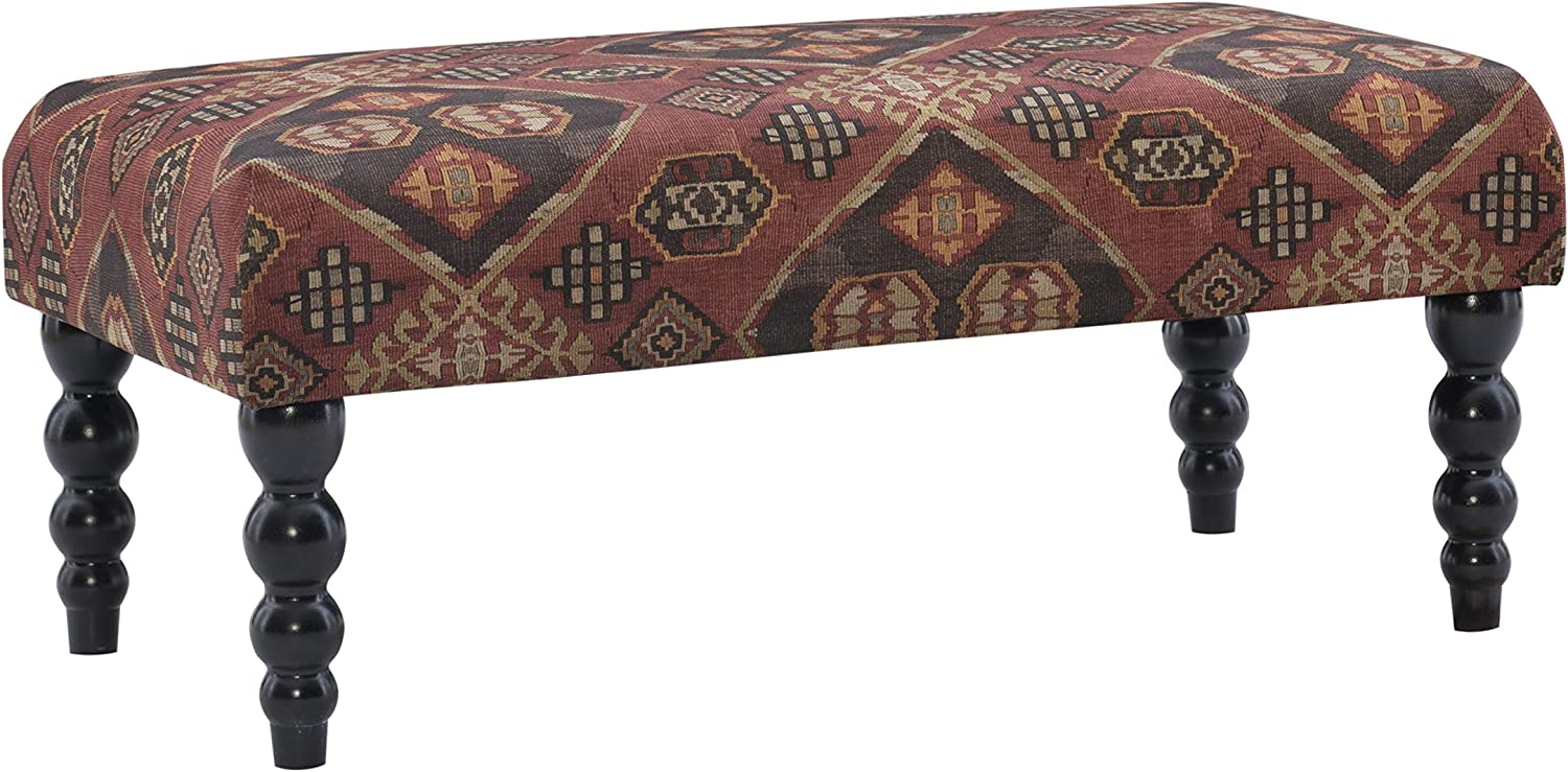 Ranking Max 57% OFF TOP12 Linon Claire Damascus Bench