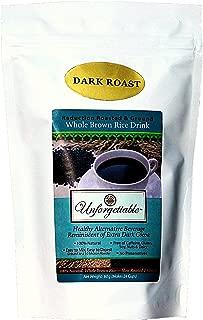 SEI MEE TEA Roasted Brown Rice Coffee Alternative (Dark Roast, 60 cup)