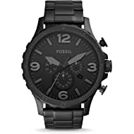 Men's Nate Quartz Stainless Steel and Metal Casual Watch