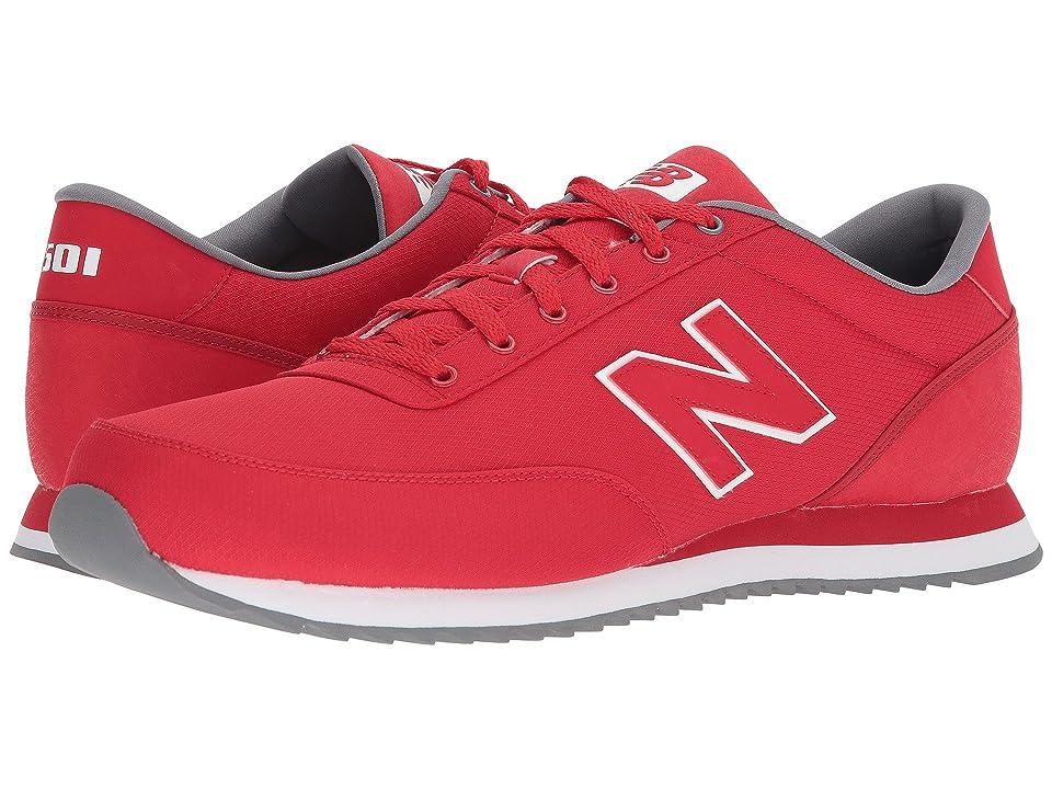 New Balance Classics MZ501v1 (Team Red/White) Men's Classic Shoes