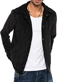 Men's Jacket Transition Jacket Cord Revival Vintage