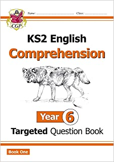 KS2 English Targeted Question Book: Year 6 Comprehension - Book 1