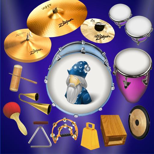 Percussion Drum Wizard (Ad Free)
