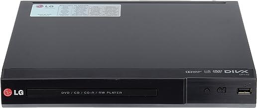 LG DP132.AITALLK Lecteur DVD Noir