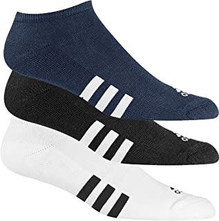 adidas Golf Men's 3-Pack No Show Sock