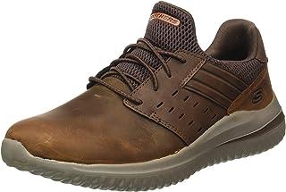 Skechers Herren Delson 3.0 Ezra Sneaker