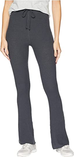 High-Rise Bell Pants