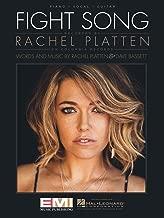 Rachel Platten - Fight Song - Sheet Music Single