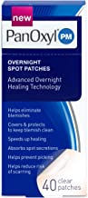 PanOxyl PM Overnight Spot Patches, Advanced Hydrocolloid Healing Technology, 40 Count