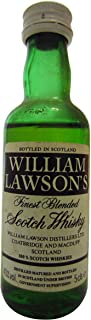 "Blended Malt - William Lawson""s Finest Blended Scotch Miniature - Whisky"