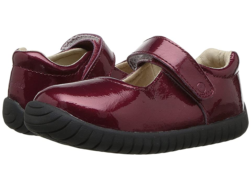 Stride Rite SRTech Maya (Toddler) (Burgundy) Girls Shoes