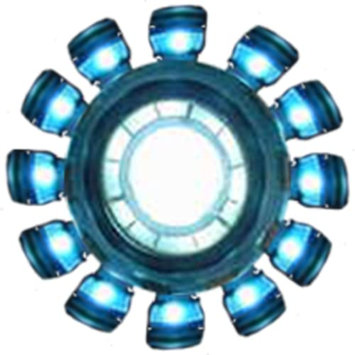 IronMan Clock Widget