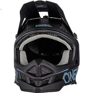 Oneal Blade Polyacrylite Helm Solid Black Motorradhelm MX Motocross