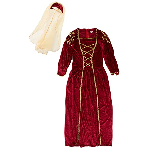 I Love Fancy Dress ILFD4511ST Ladies Past Time Tudor Queen Costumes  (Standard)