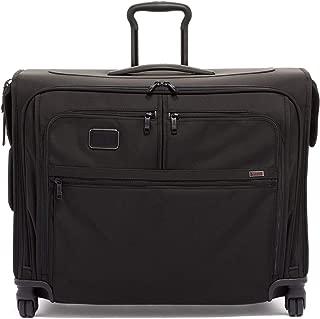 TUMI - Alpha 3 Medium Trip 4 Wheeled Garment Bag - Dress or Suit Bag for Men and Women - Black