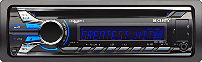 Sony CDXGT565UP Digital Media CD Car Stereo Receiver with Pandora Control (Discontinued by Manufacturer)