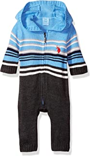 Baby Boys' French Terry Romper