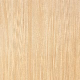 "Wood Grain Peel and Stick Film for Cabinets Shelves Drawers Self-Adhesive Panel for Kitchen Removable Faux Mapel Wood Textured Decal Peel and Stick Wallpaper Vinyl Decorative Roll 17.8""x6.6'"