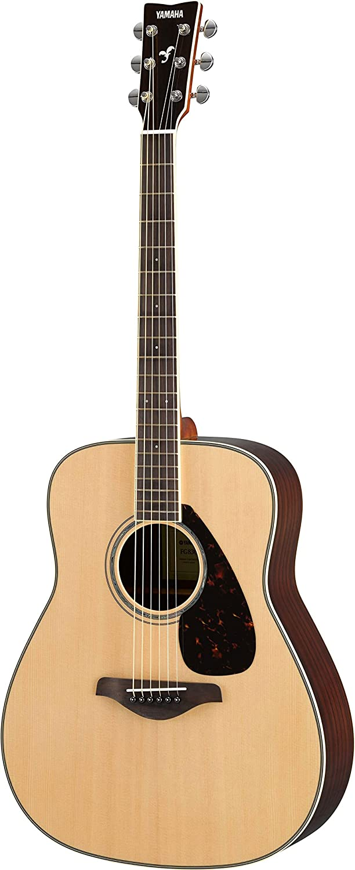 Yamaha FG803 Best Cheap Acoustic Guitar for Beginners