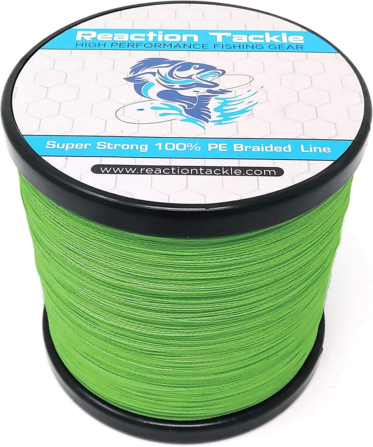 Reaction Ranking TOP17 Tackle High Performance Br latest Braided Fishing Line
