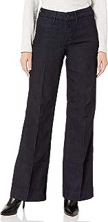 Women's Teresa Trouser Jeans in Premium Denim