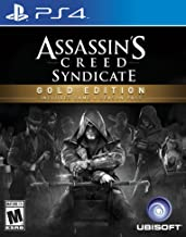 Assassins Creed Syndicate - Gold Edition - PlayStation 4