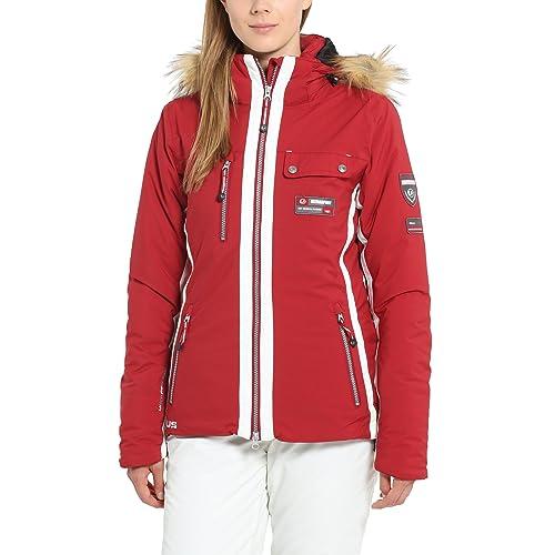 Ultrasport Women s Functional Alpine Outdoor Jacket Softshell Snowflake  with Ultraflow 8.000 519f41d9d