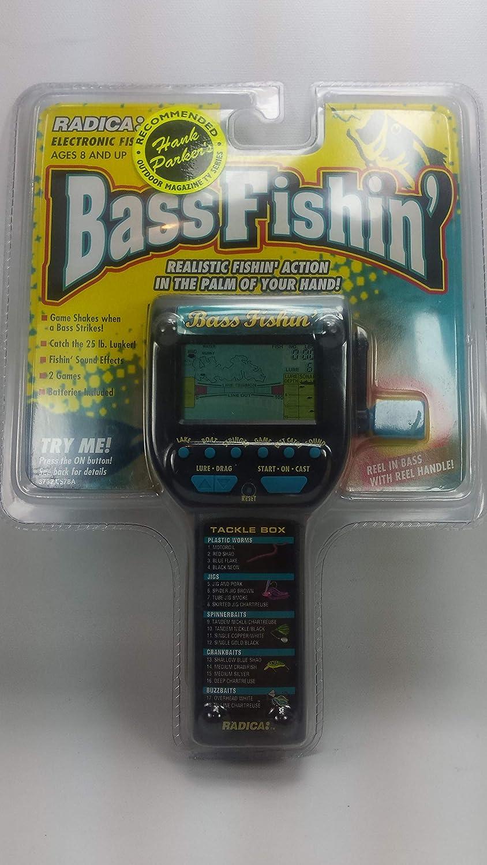 Bass Free Max 43% OFF shipping Fishin': Radica Handheld Game