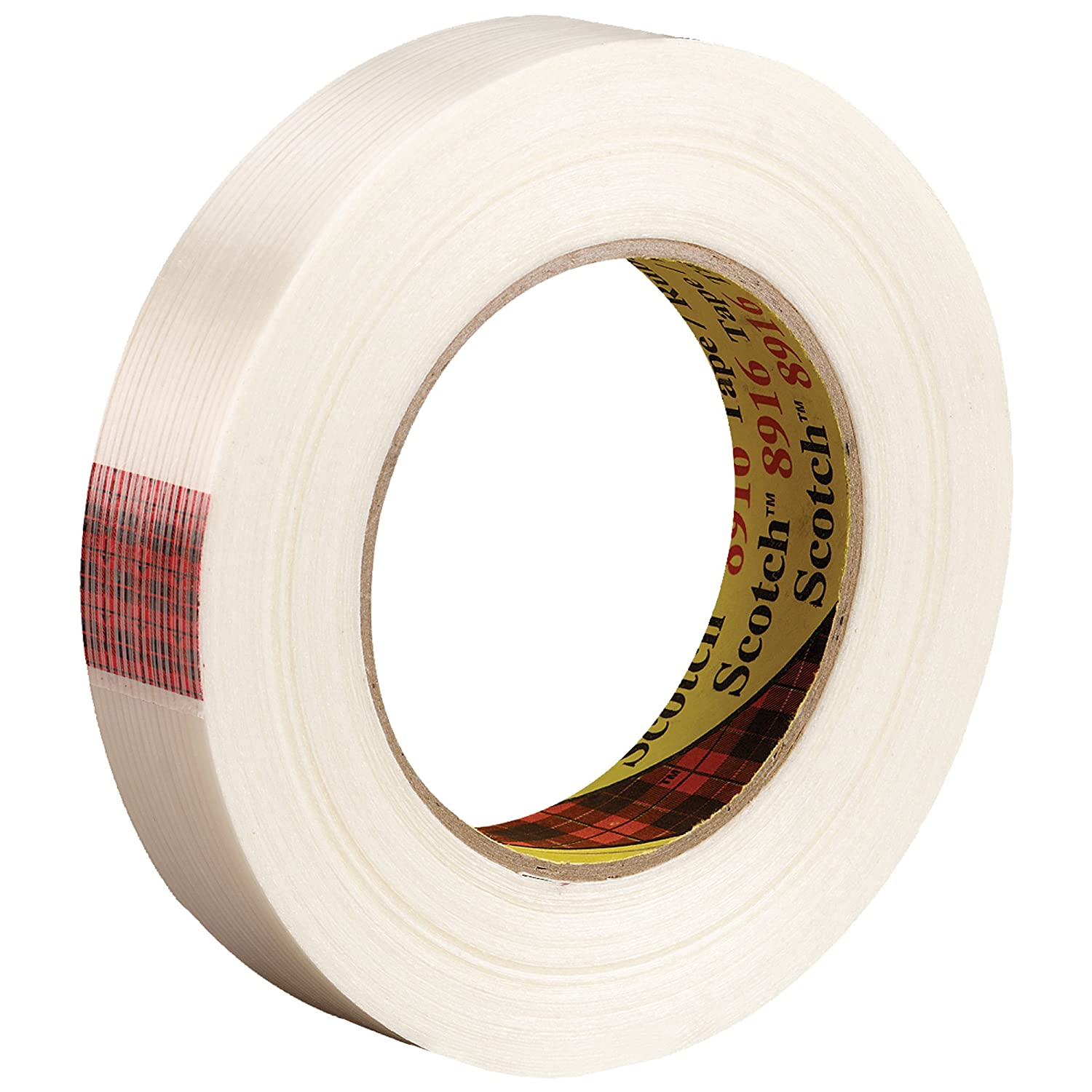 Top Pack Baltimore Mall Supply 3M 8916 Strapping Tape 6.0 4
