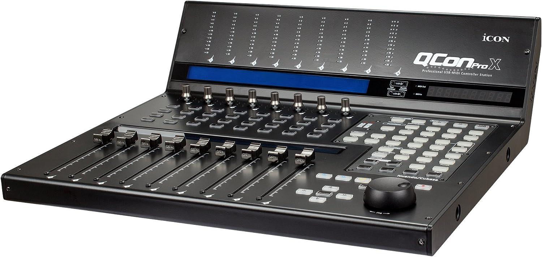 Icon Pro Audio DAW Control 67% OFF of fixed price Surface QCONPR Unit X QCon Main Special Campaign