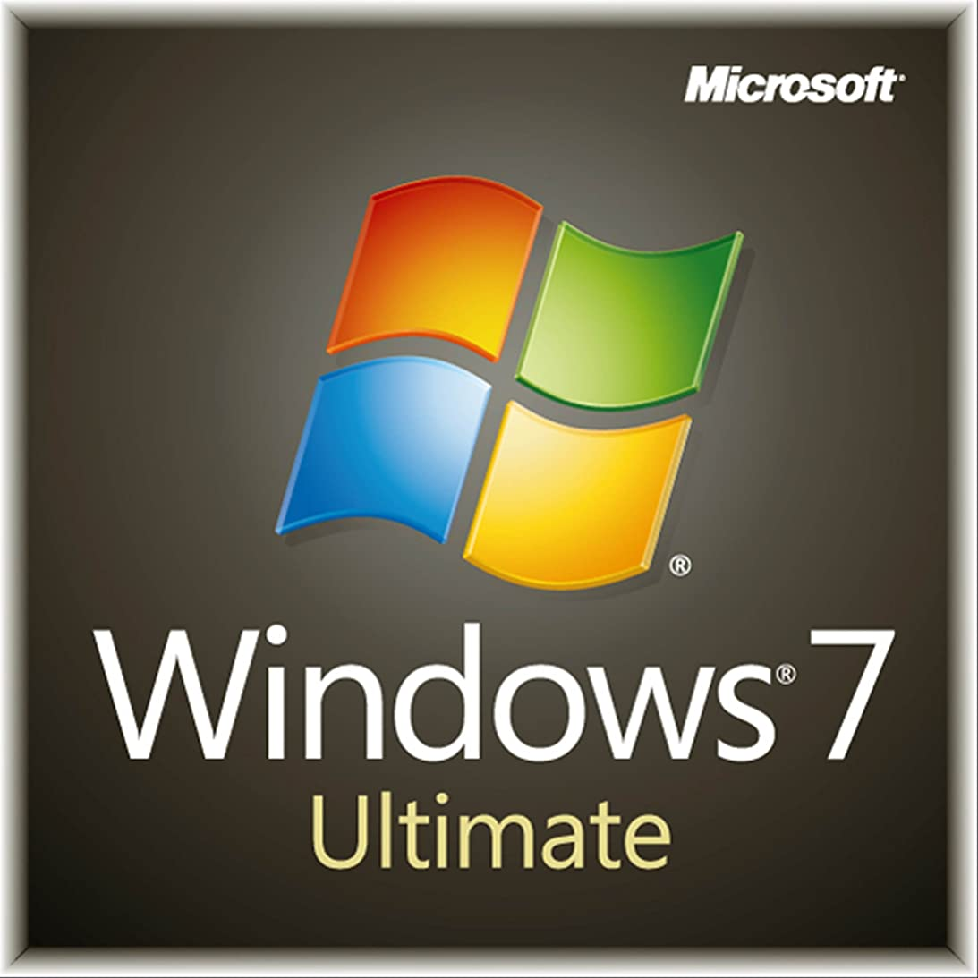 精緻化常習的急いで【旧商品】Microsoft Windows7 Ultimate 64bit  Service Pack 1 日本語 DSP版 DVD 【LANボードセット品】