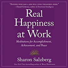 Best real happiness at work salzberg Reviews
