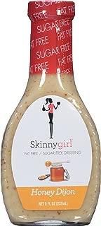 Skinnygirl Salad Dressing, Honey Dijon, 8 Ounce (Pack of 12)