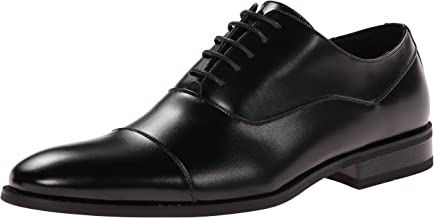 Unlisted by Kenneth Cole Men's Half Time, Black, 8 M US