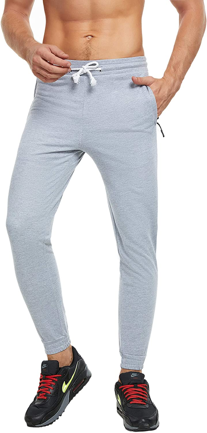 SoEnvy Men's Regular discount Casual Slim Fit Fitness National products Sweatpan Gym Workout Jogger