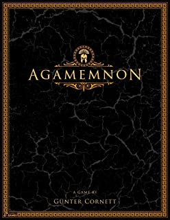 Agamemnon: A fast-paced strategy game for two players (Osprey Games)