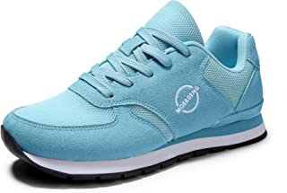 MOERDENG Walking Shoes for Womens Sports Fashion Sneakers Indoor Outdoor Running Fitness Jogging Athletic Road Casual Footwear
