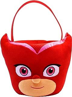 PJ Masks Owlette Jumbo Plush Basket