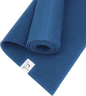 Tiggar Yoga mat - Natural Tree Rubber yoga Mat, Eco Friendly ,Non Slip, Dense Cushioning for Support and Stability in Yog...