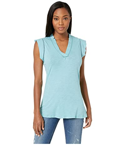 Carve Designs Marcy Top (Water) Women