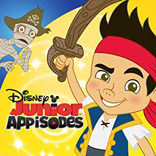 Treasure of the Pirate Mummy's Tomb & The Never Sands of Time - Jake and the Never Land Pirates - Disney Junior Appisodes