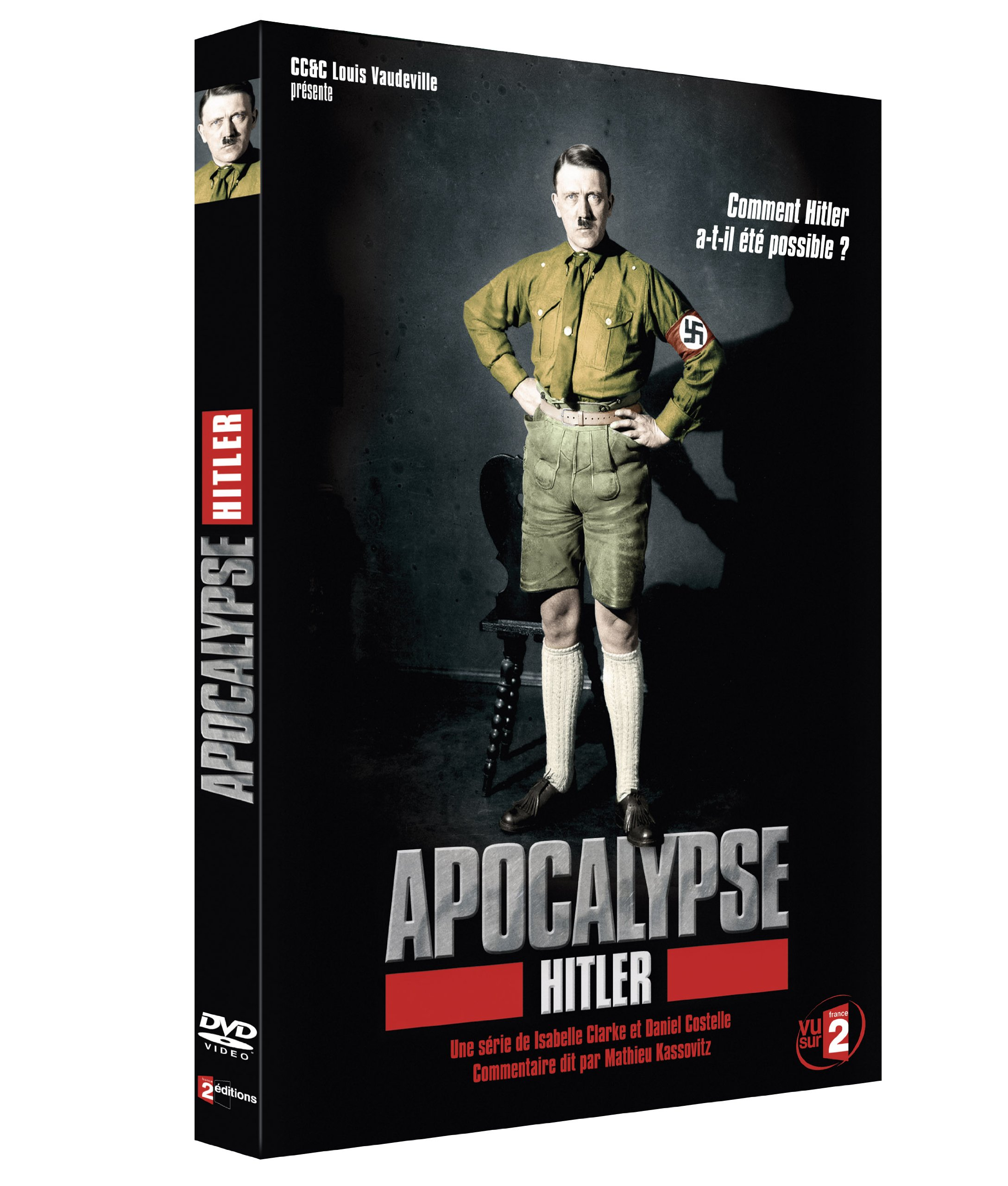 Apocalypse - Hitler [Francia] [DVD]: Amazon.es: Isabelle Clarke, Daniel Costelle: Cine y Series TV