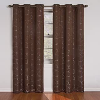 Eclipse Blackout Curtains for Bedroom - Meridian 42