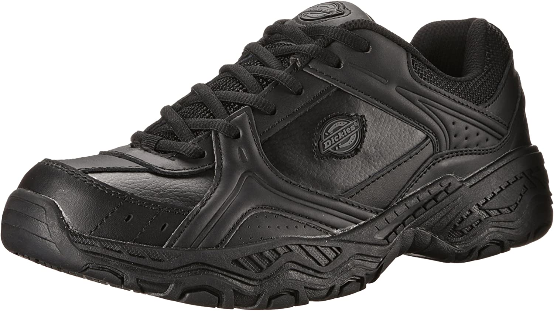 Dickies Venue II Men's Work shoes Black Memory Foam